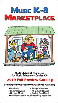 Music K-8 Marketplace 2013 Fall Preview Catalog