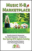 Music K-8 Marketplace Spring 2013 Interactive Catalog