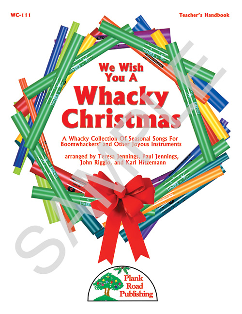 Images from We Wish You A Whacky Christmas