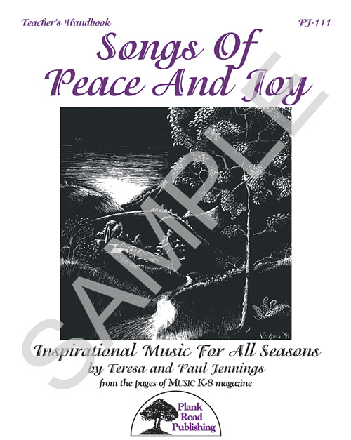 Images from Songs Of Peace And Joy
