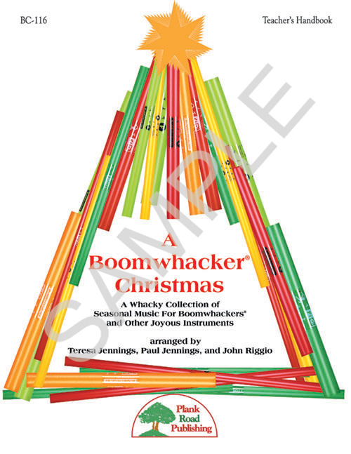 Images from Boomwhacker® Christmas, A