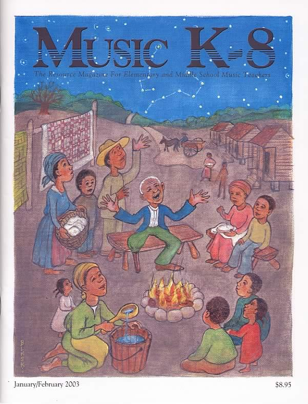 Music K-8, Vol. 13, No. 3