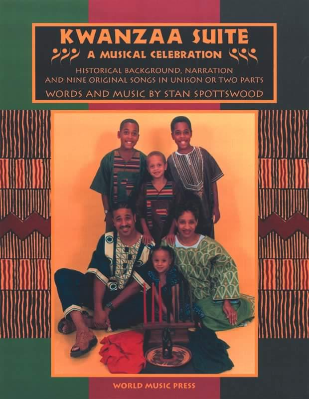 Kwanzaa Suite - A Musical Celebration Cover