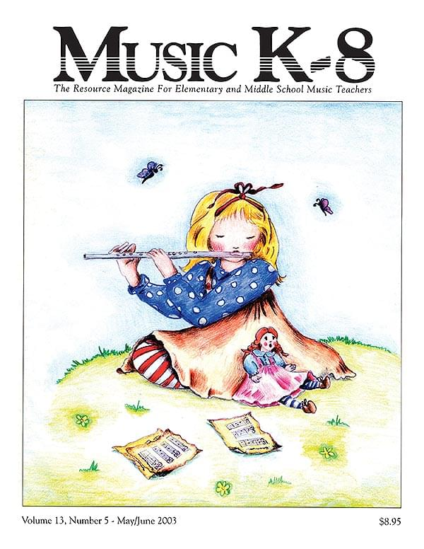 Music K-8, Vol. 13, No. 5
