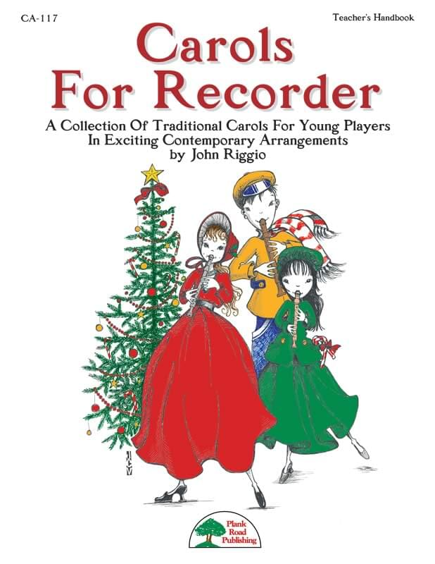 Carols For Recorder