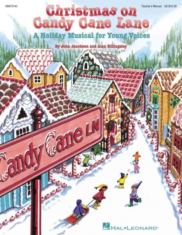 Christmas On Candy Cane Lane - Classroom Kit (Tchr's, Repro, P/A CD)
