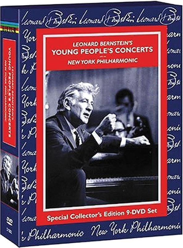 Leonard Bernstein's Young People's Concerts - Vol. I
