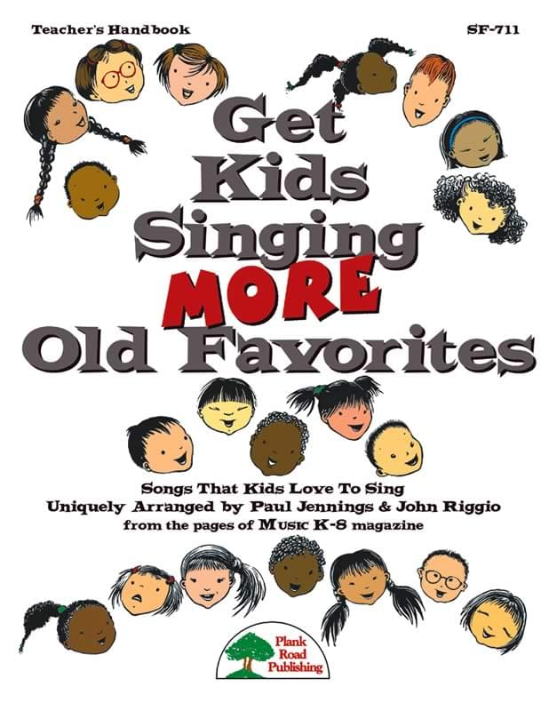 Get Kids Singing MORE Old Favorites