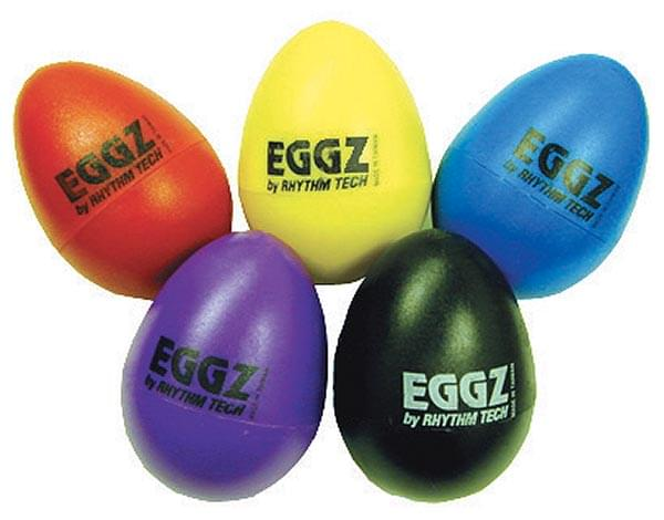 Eggz Shakers - Assorted Colors