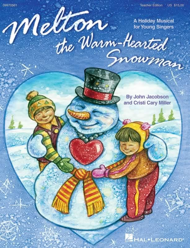 Melton: The Warm-Hearted Snowman - Repro Pak