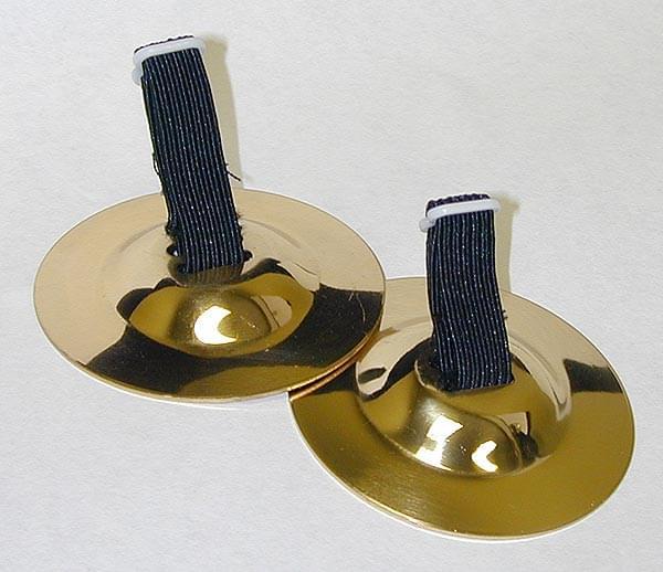 Brass Finger Cymbals