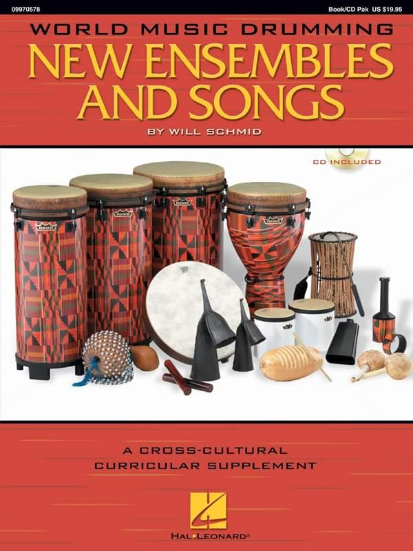 World Music Drumming - New Ensembles And Songs