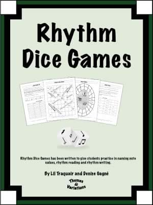 Product Detail: Rhythm Dice Games
