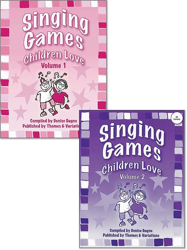 Singing Games Children Love Vols. 1 & 2