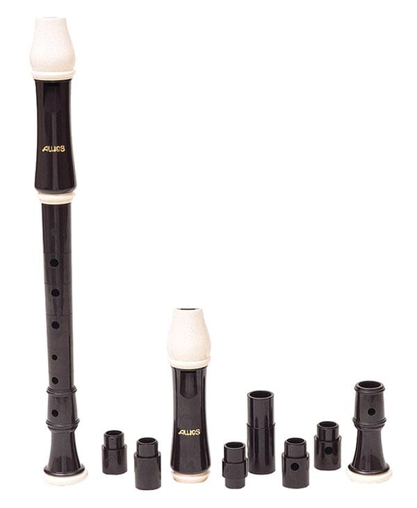 Aulos Adapted Soprano Recorder