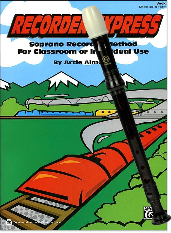 Recorder Express Book Only with Recorder