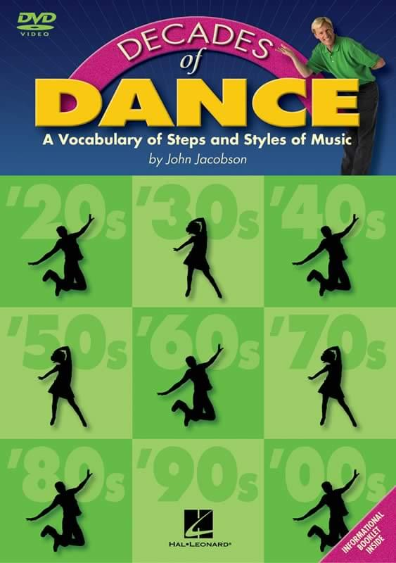 Decades Of Dance - DVD (w/ informational booklet)