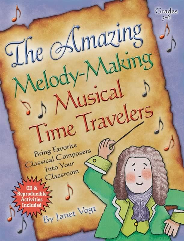 Amazing, Melody-Making, Musical Time Travelers, The