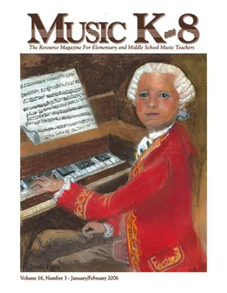 Music K-8, Vol. 16, No. 3