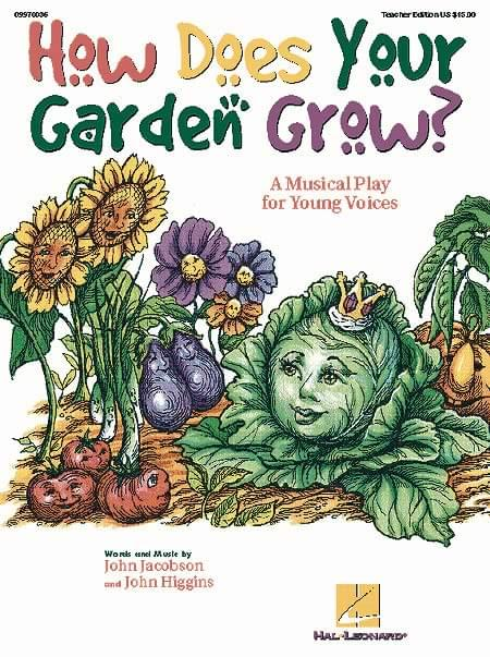 How Does Your Garden Grow? - Singer's Edition 5 Pak