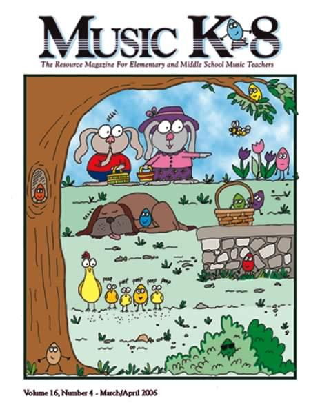 Music K-8, Vol. 16, No. 4