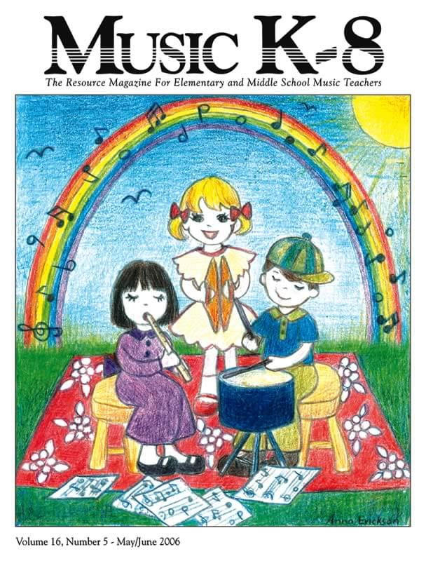 Music K-8, Vol. 16, No. 5