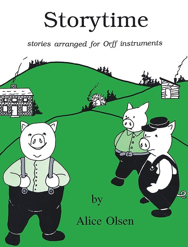 Storytime - Tales For Orff Instruments
