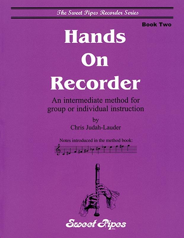 Hands On Recorder - Book Two