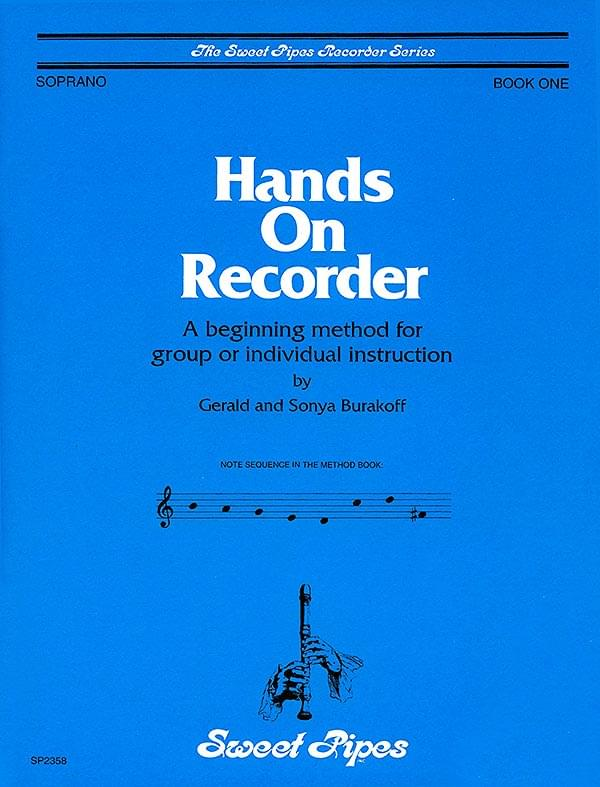Hands On Recorder - Book One