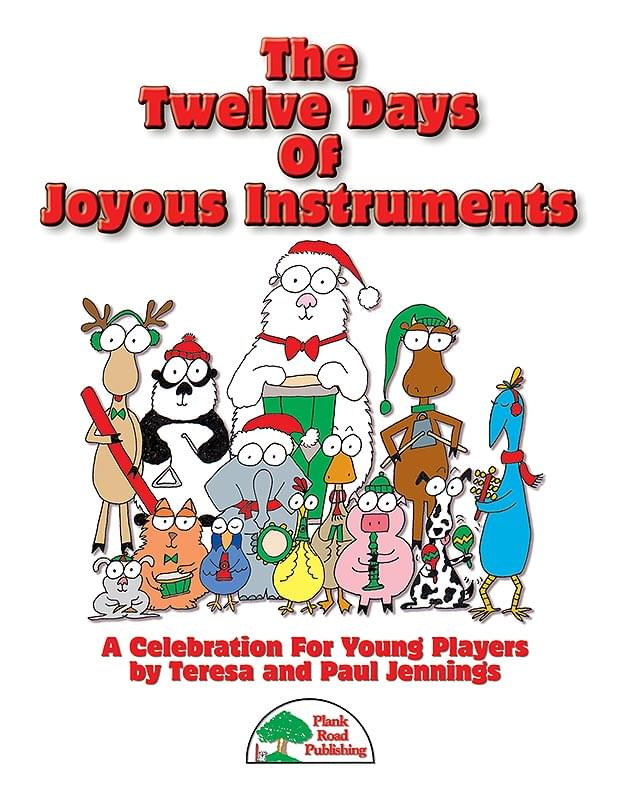 Twelve Days Of Joyous Instruments, The