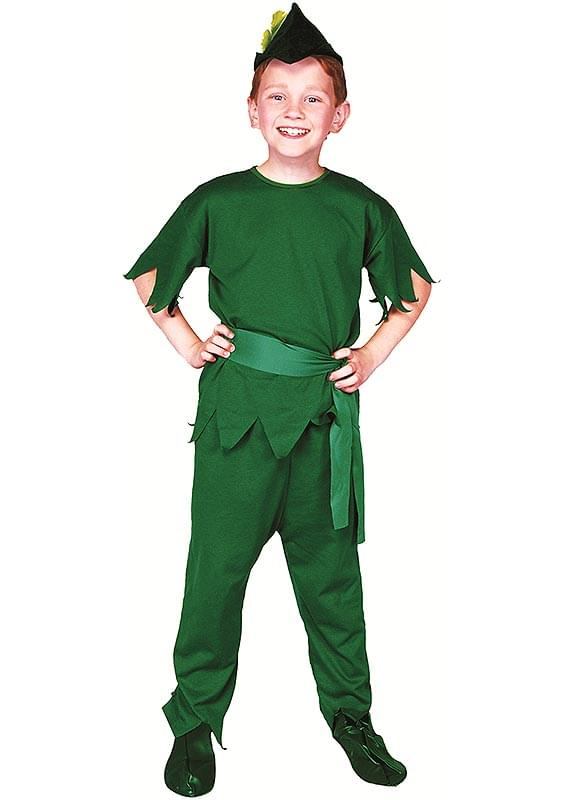 Elf Costume - Large (fits sizes 12-14)