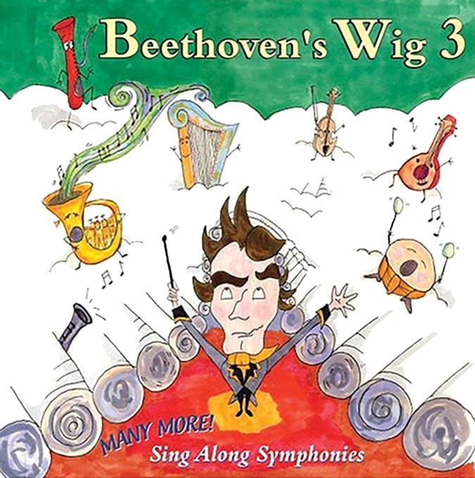 Beethoven's Wig 3 - Many More Sing Along Symphonies - CD