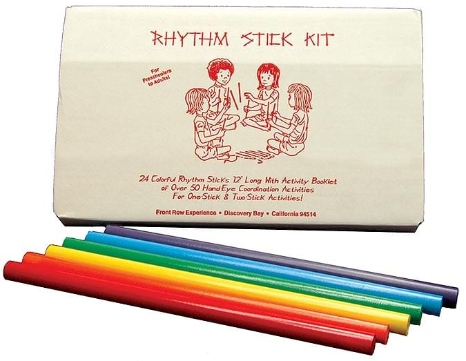 Rhythm Stick Kit