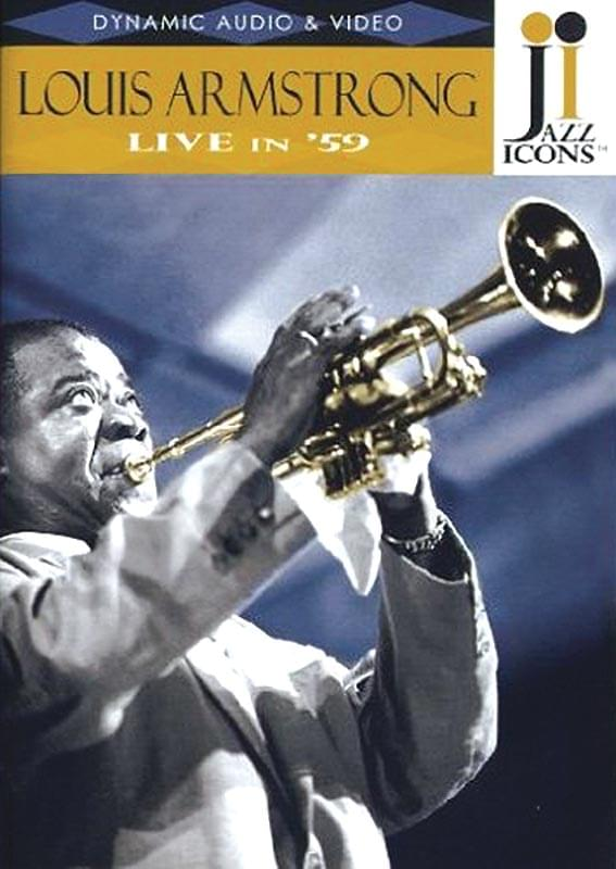 Jazz Icons® - Louis Armstrong - Live In '59