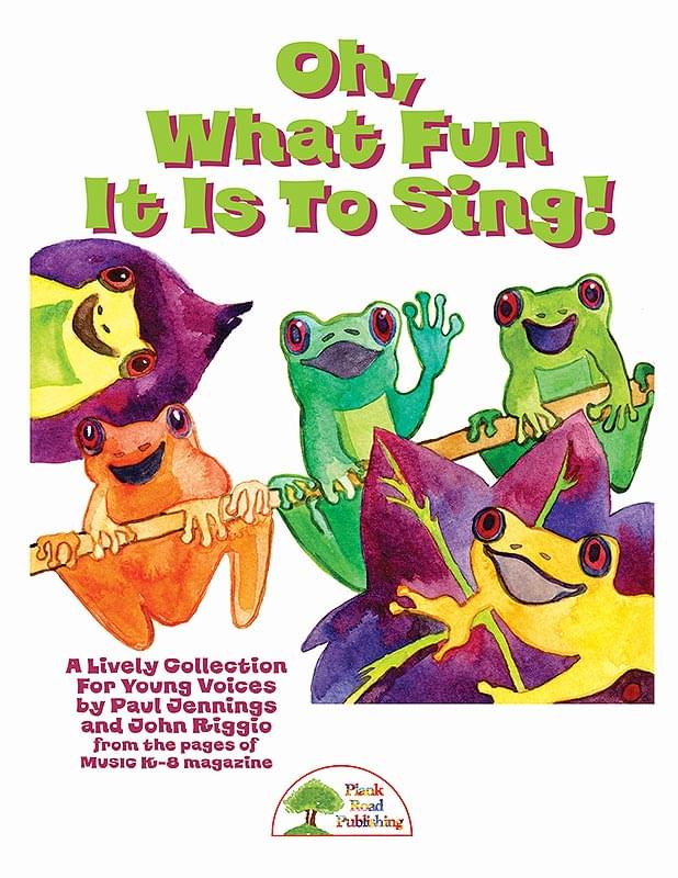 Oh, What Fun It Is To Sing!