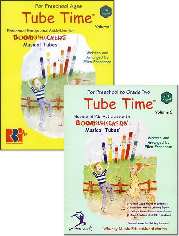 Tube Time™ Books