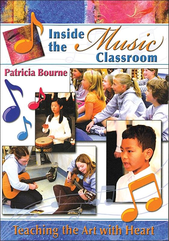 Inside The Music Classroom - Book