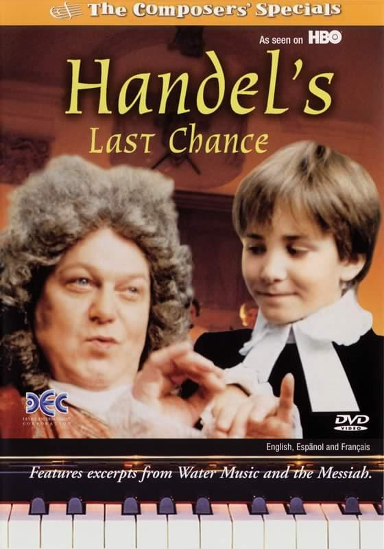 The Composers' Specials - Handel's Last Chance - DVD