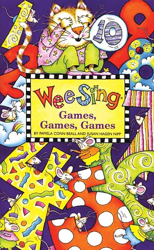 Wee Sing® - Games, Games, Games