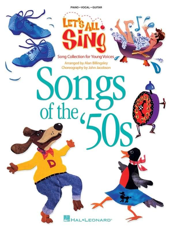 Let's All Sing... Songs Of The '50s