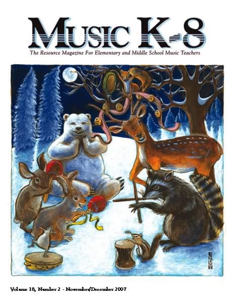 Music K-8, Vol. 18, No. 2