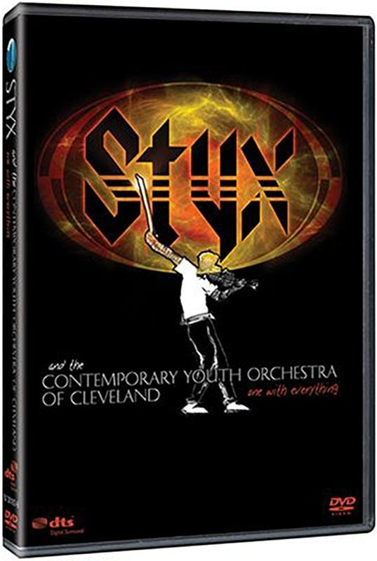 Styx - One With Everything - DVD