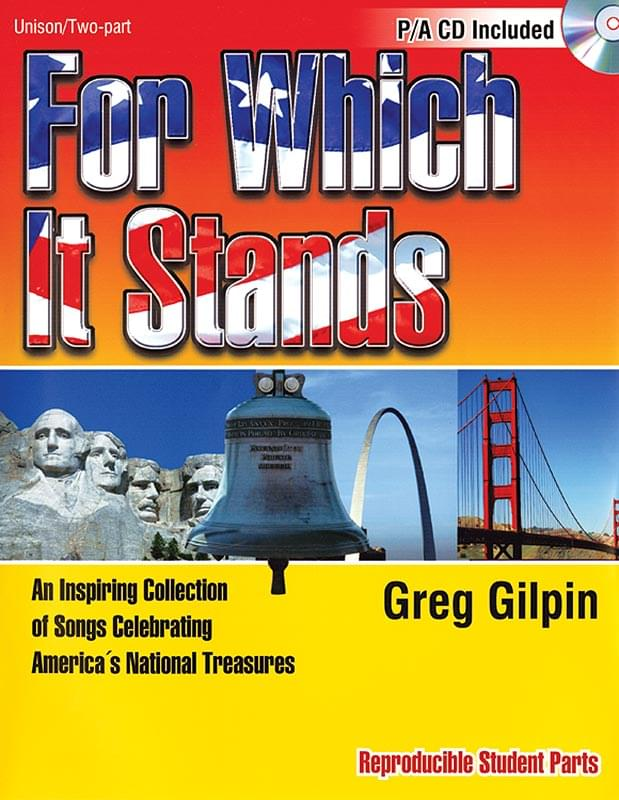 For Which It Stands - Book/CD