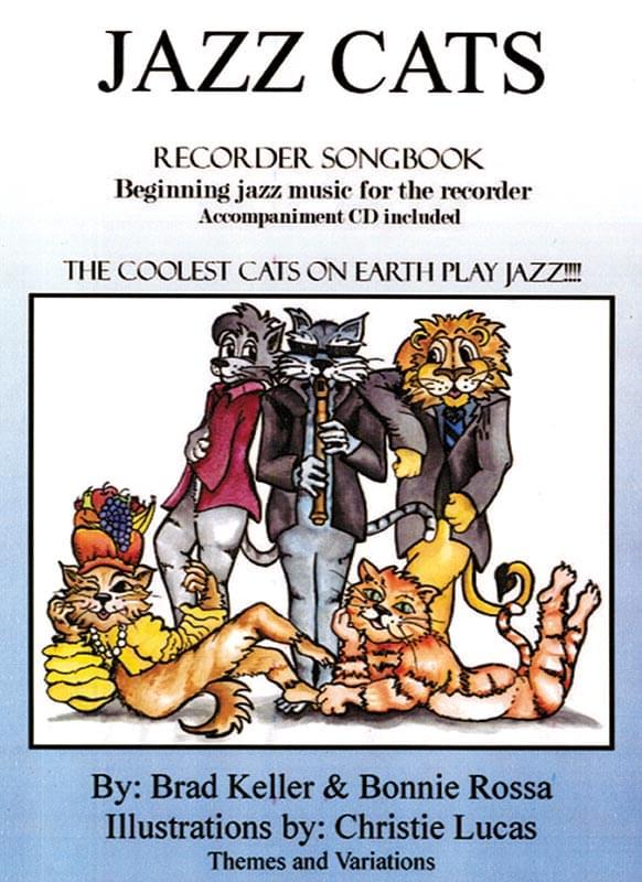 Jazz Cats - Recorder Songbook