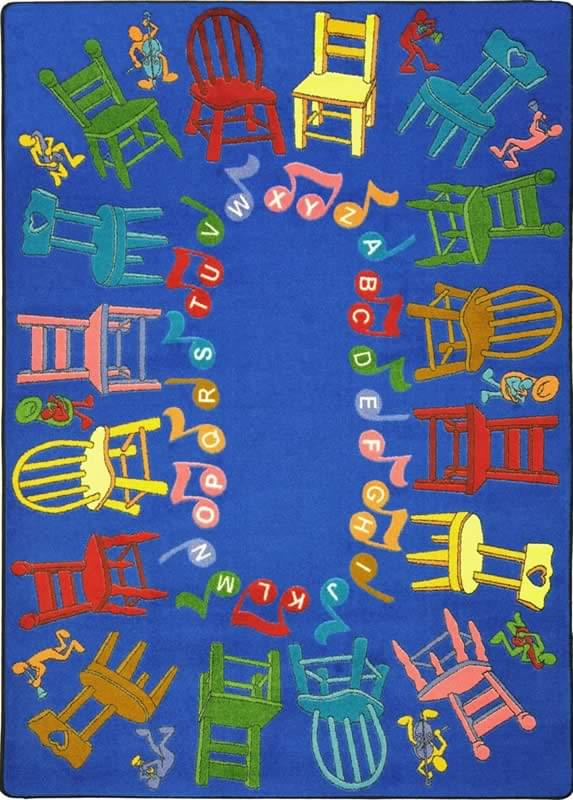 Musical Chairs© Rugs