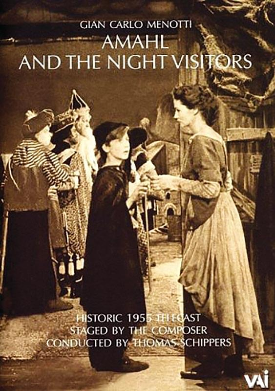 Amahl And The Night Visitors - DVD