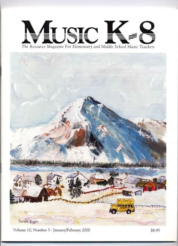 Music K-8, Vol. 10, No. 3
