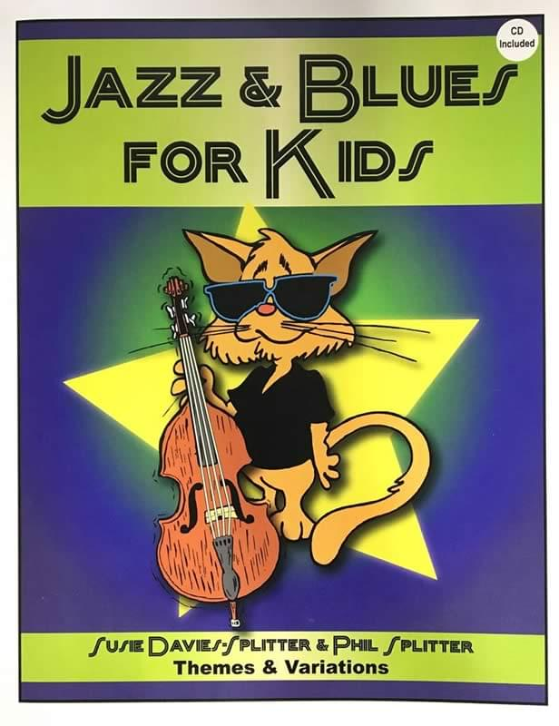 Jazz And Blues For Kids
