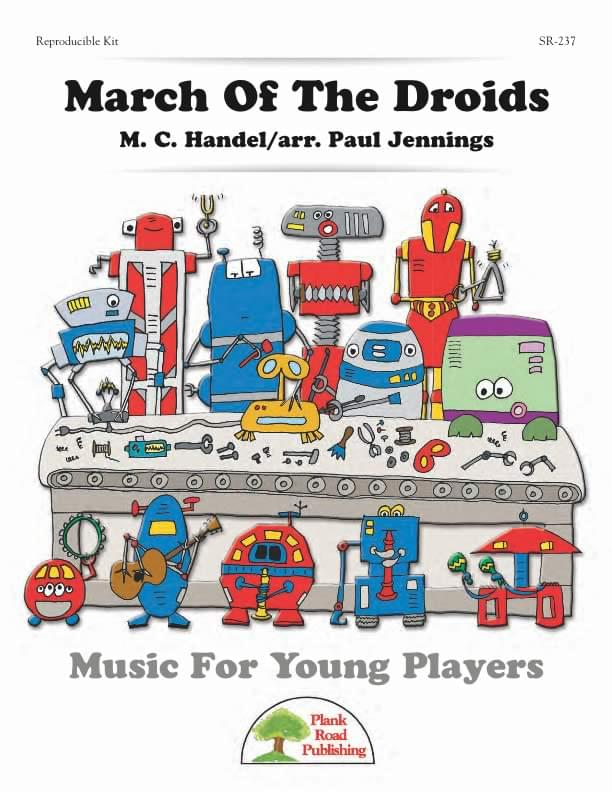 March Of The Droids