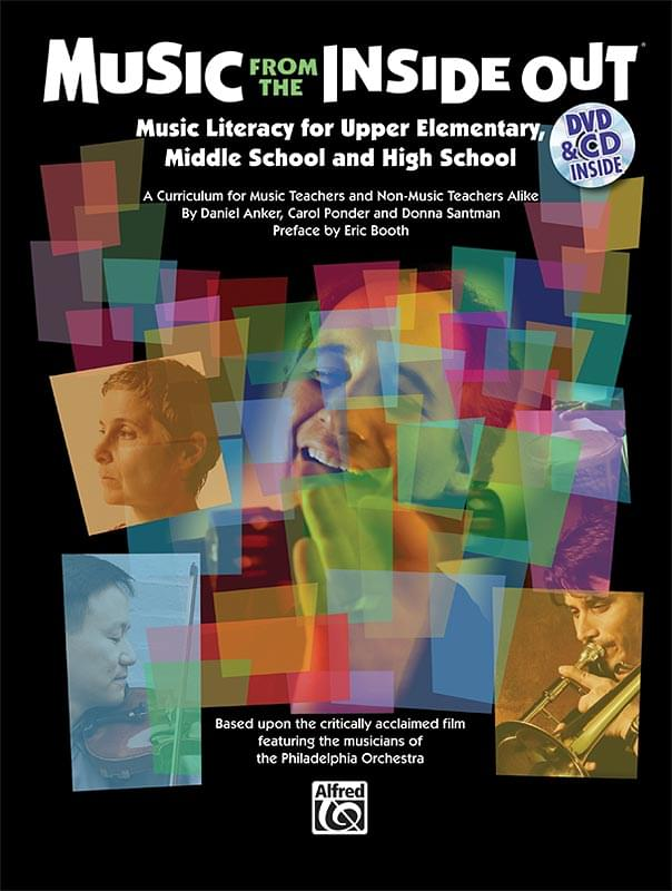 Music From The Inside Out - Book, CD, & Teacher's DVD